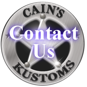 Cain's Kustoms - Stock and Custom Restoration - Custom Metal Fabrication​ - Enclosed Vehicle Transporting​
