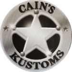 Cain's Kustoms, Stock and Custom Restoration, Custom Metal Fabrication